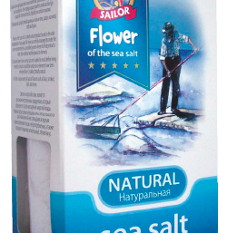 Flower of the Sea Salt Natural - 150g