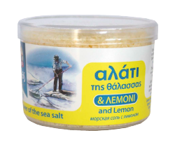 Flower of the Sea Salt - Lemon